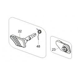 22,23,48 Decocking lever set (P-07/P-09)