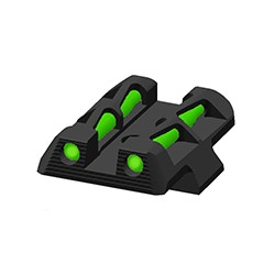 Hi Viz Litewave rear sight (Glock sub-compact)