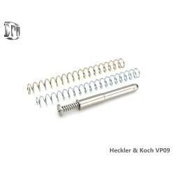 DPM recoil system (H&K VP9)