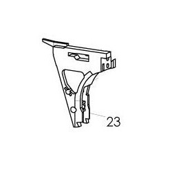 23, Trigger Mechanism Housing (Gen 3)