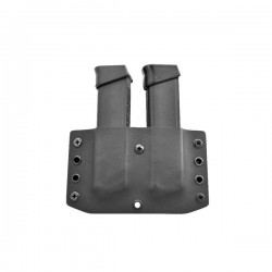 Daniel's Double OWB Mag Pouch (Glock)