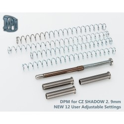 DPM fully adjustable system (Shadow 2)