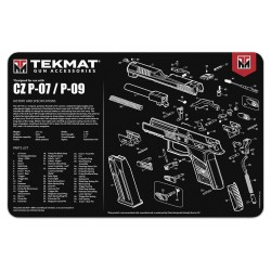 TekMat cleaning mat (P-07 / P-09)