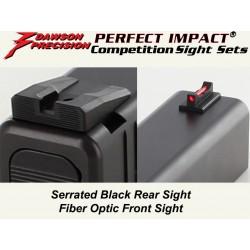 Dawson Fiber / Black Competition Set (Gen3 / 4)