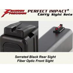 Dawson Fiber / Black Carry Set (Gen5)