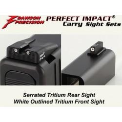 Dawson Tritium / Tritium Carry Set (Gen 3 / 4)