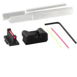 Dawson Black / Fiber Carry Set (CORE)