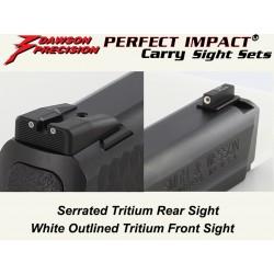 Dawson Tritium / Tritium Carry Set (Shield)