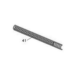 41, Jizni recoil spring (75 series)