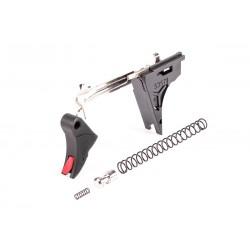 ZEV Curved Face Trigger Drop-in Kit (Gen4)