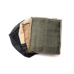 B-Tact Zippered Brass Bag, 4x3