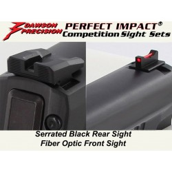 Dawson Black / Fiber Competition Set (P320)