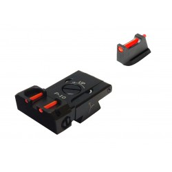 Jizni Adjustable Fiber Sight Set (P-10)