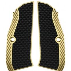 LOK Thin Bogies Brass / G10 (Shadow 2)