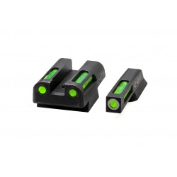 H3 Tritium/Fiber sight set (CZ 75)