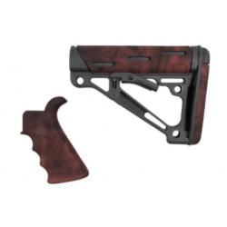 Hogue Buttstock & Beavertail Grip (AR-15)