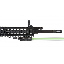 Viridian X5L-RS Gen 3 Green Laser & Light (AR-15)