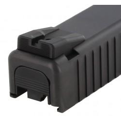 Dawson Black Carry Rear (Glock)