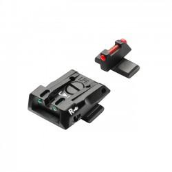 Beretta Adjustable Fiber Sight Set (APX)