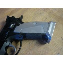 CZ Custom Short alu grips, grip tape (Shadow)