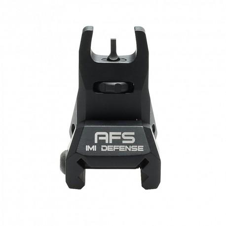 IMI Aluminium flip-up sights