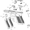 Spare parts (Glock Gen 4)