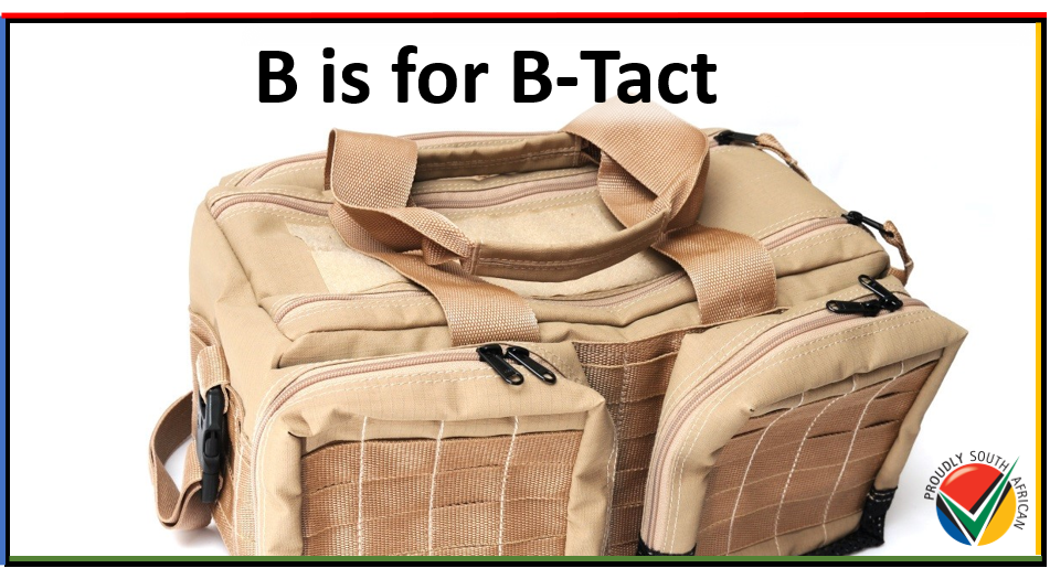 B is for B-Tact