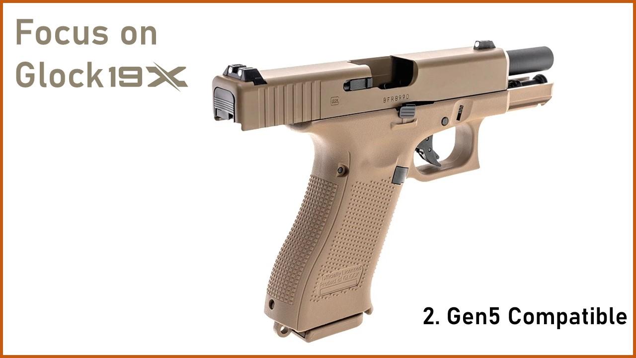 Gen5 compatible