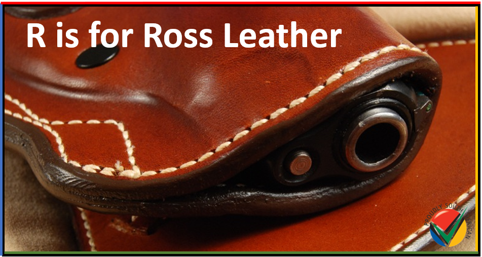 R is for Ross Leather